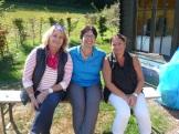Heike, Marita und Ilona